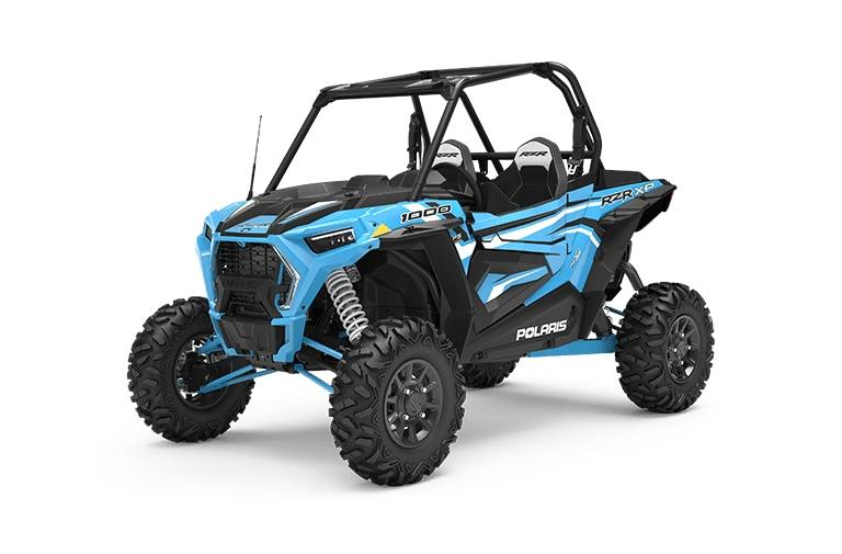 RZR XP® 1000 Ride Command - Sky Blue