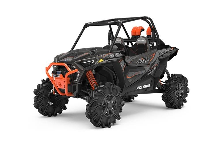 RZR XP® 1000 High Lifter - Stealth Black