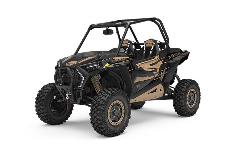 RZR XP® 1000 Trails & Rock - Cruiser Black