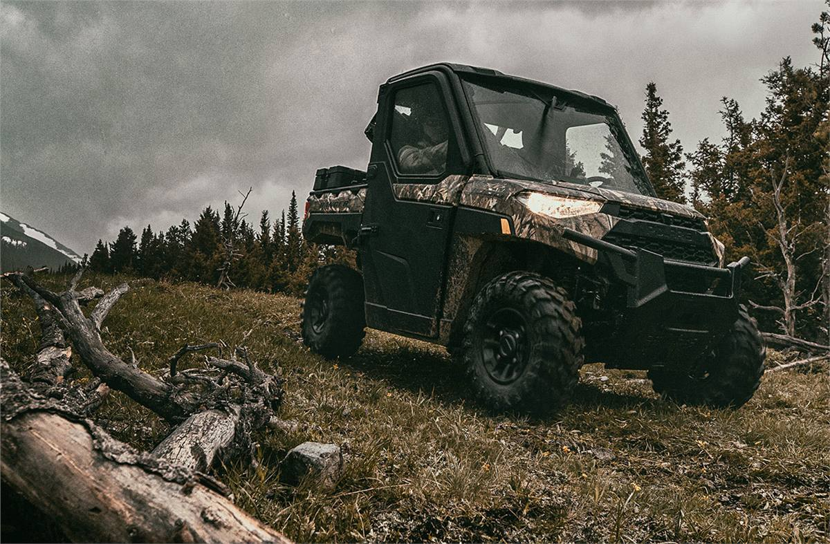 Polaris Industries RANGER XP® 1000 EPS NorthStar Ride
