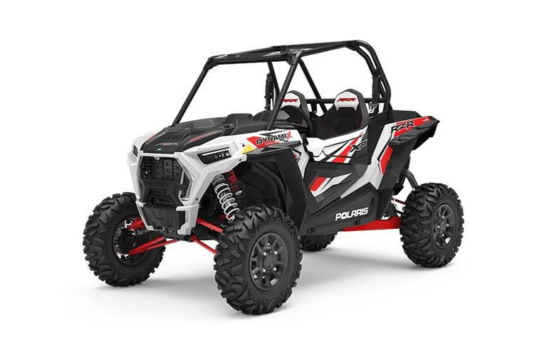 RZR XP® 1000 DYNAMIX - White Lightning