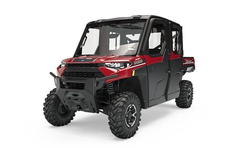 RANGER CREW® XP 1000 NorthStar Ride Command® - Red
