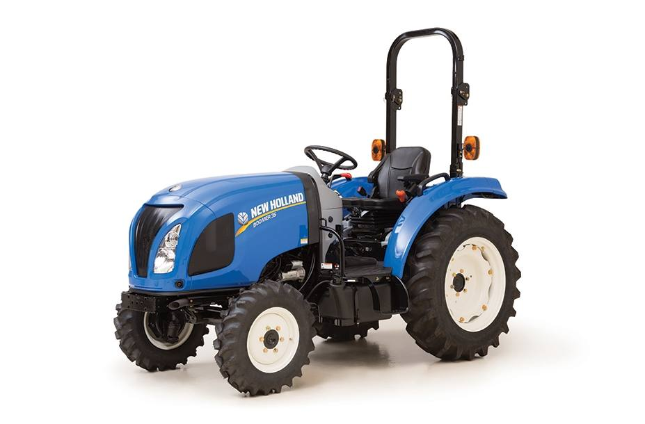 2018 New Holland Agriculture Boomer 35-55 HP Series 40 Cab (T4B) for New Holland Workmaster Wiring Diagram on