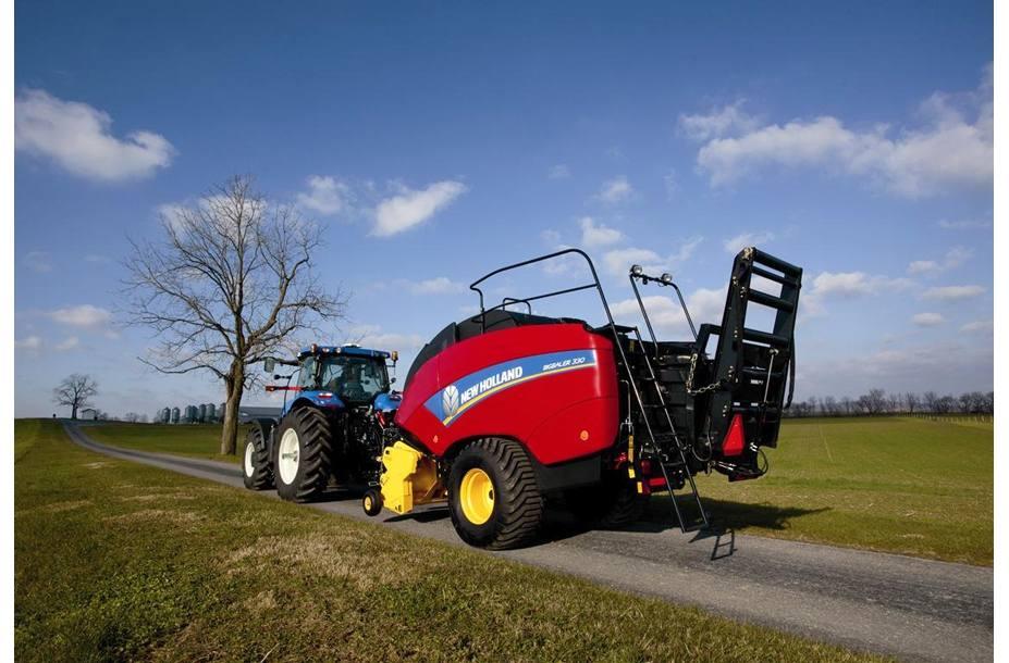 2018 New Holland Agriculture BigBaler 230 for sale in Minerva, OH
