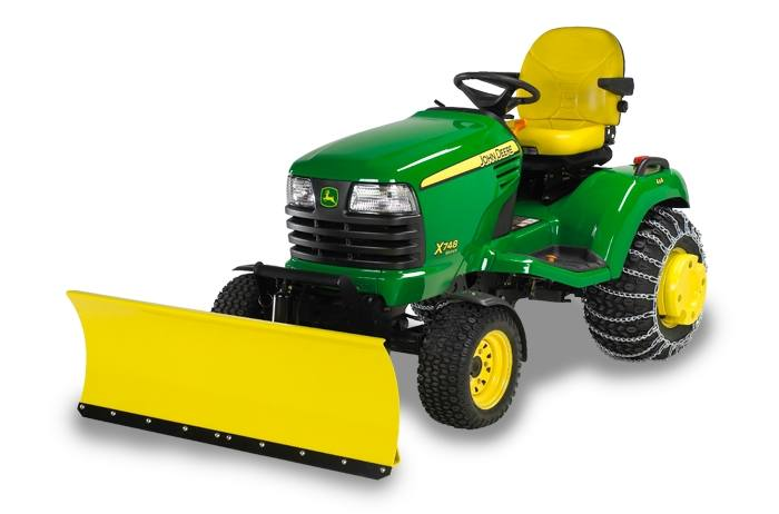 New John Deere Residential Lawn Mower Accessories - Riding