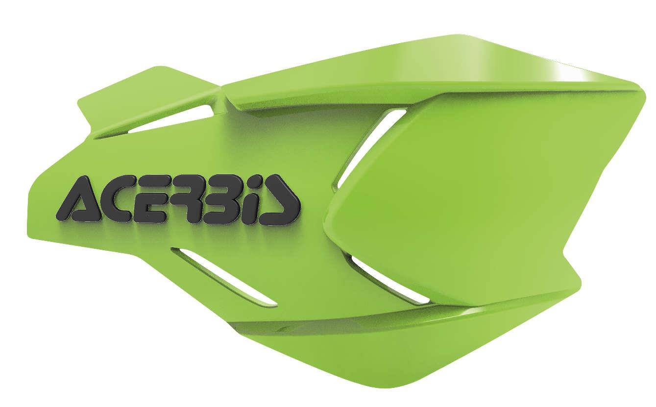 Acerbis 2634651017 Replacement Shield for X-Factory Handguards Yellow//Black