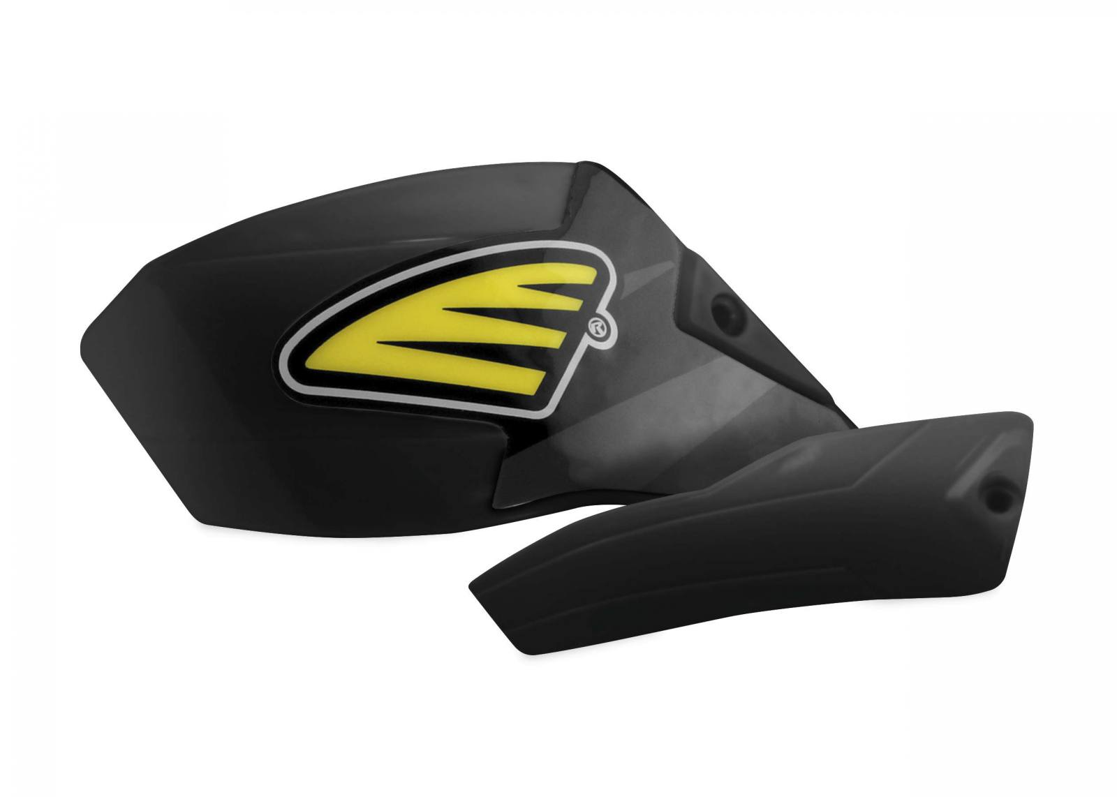Black without Covers Cycra 1CYC-1019-12 Shield for Ultra Probend CRM Handguards
