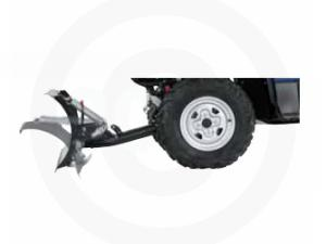WARN® PLOW BASE/PUSH TUBE ASSEMBLY