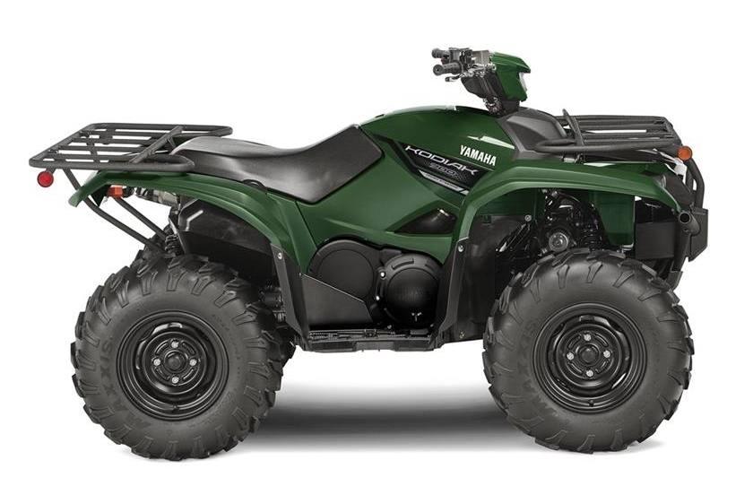 2019 Yamaha Kodiak 700 EPS