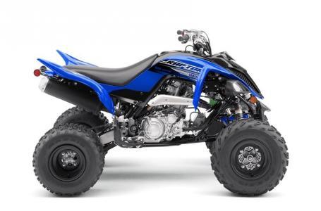 2019 Yamaha Raptor 700R 2