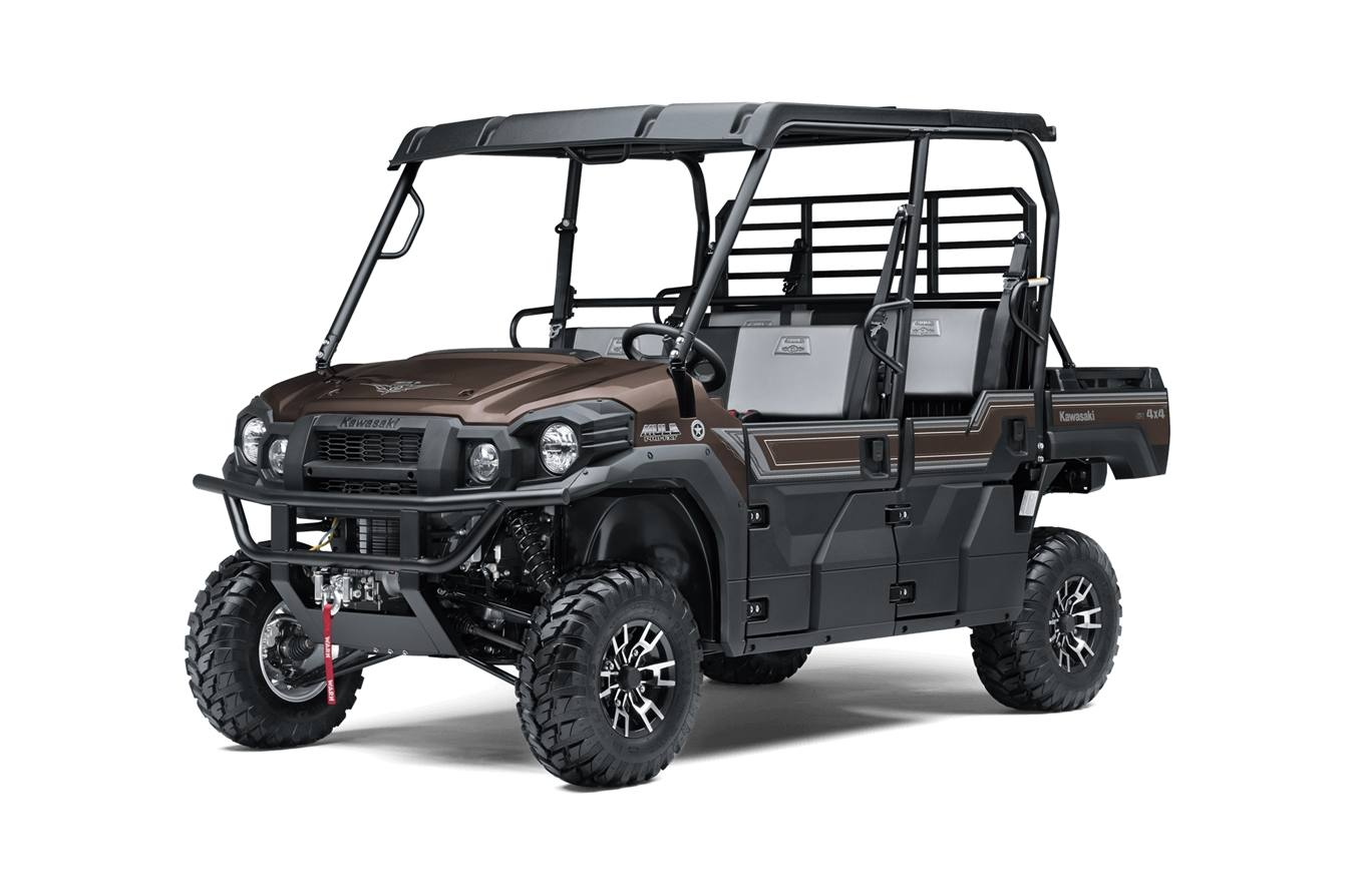 2019 Kawasaki MULE PRO-FXT™ Ranch Edition for sale in ...