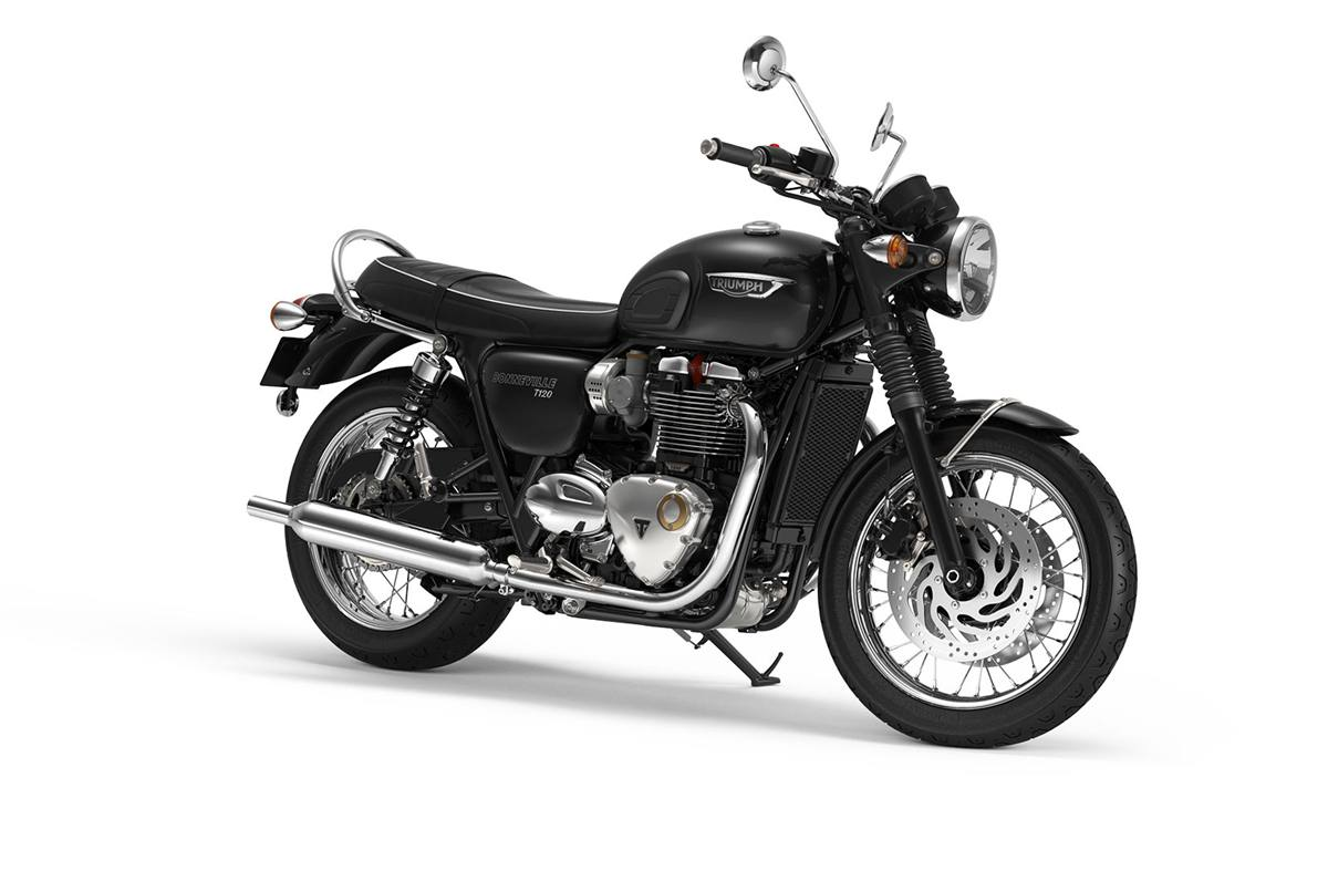 2019 Triumph Bonneville T120 For Sale In Norwich Ct Street Stuff