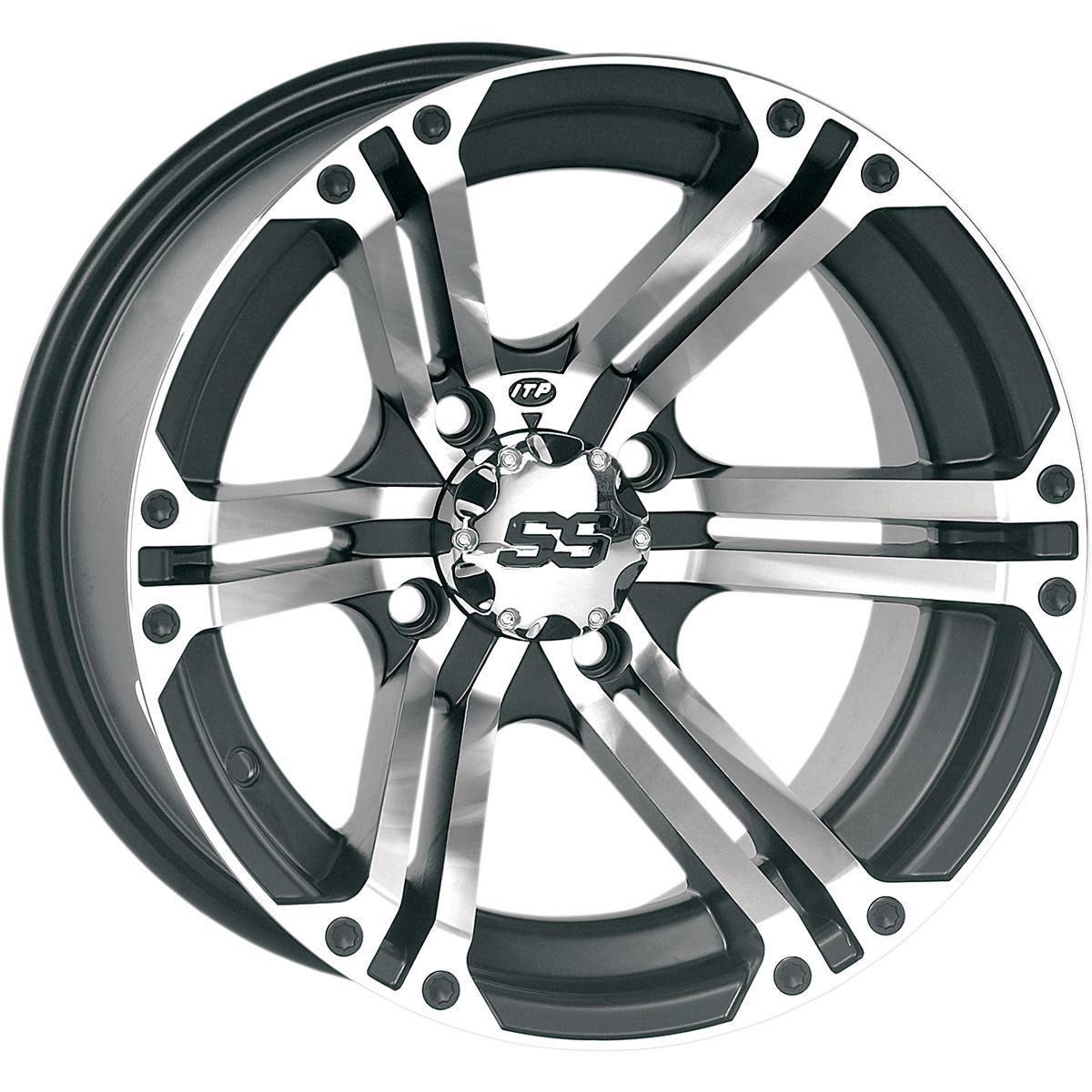 Delta Steel Wheel~2016 Yamaha YXE70 Wolverine R-Spec