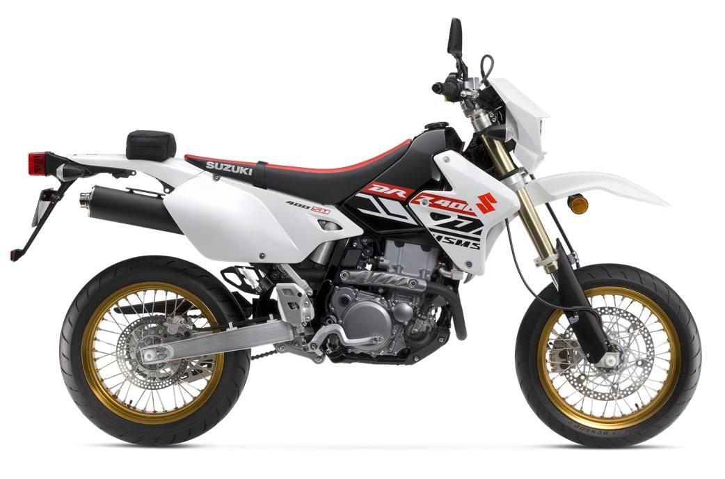 2019 Suzuki DR-Z400SM