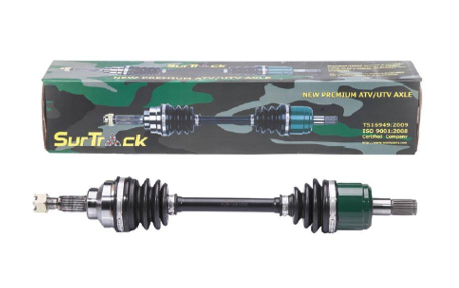 ARCTIC CAT 300 4x4 2005  COMPLETE FRONT AXLE LEFT OR RIGHT 7007