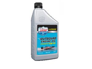 Outboard 4T Engine Oil - 10W40