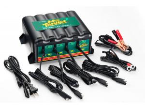 4-Bank International Battery Charger