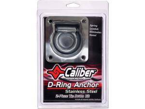 Stainless Steel Trailer D-Ring Anchor Kit