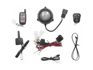 9100 Cycle Alarm with 2-Way Paging System