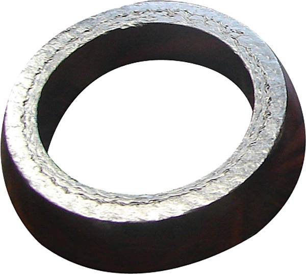 Sports Parts Inc Pipe to Silencer Exhaust Seal O.D 14mm SM-02020 - 58.7mm - 48.6mm I.D Height
