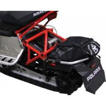 Skinz Red Polaris Snowmobile Console Knee Pads RMK Switchback 700 Dragon 600HO