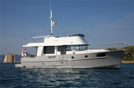For Sale: 2019 Beneteau Swift Trawler 44 44ft<br/>M & P Yacht Centre At Coal Harbour