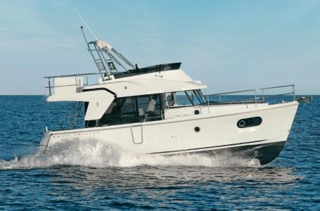 For Sale: 2019 Beneteau Swift Trawler 35 35ft<br/>M & P Yacht Centre At Coal Harbour