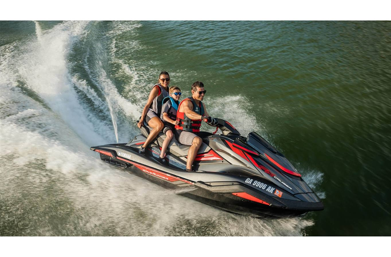 2019 Yamaha FX Cruiser SVHO