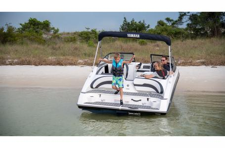 2019 Yamaha boat for sale, model of the boat is SX195 & Image # 6 of 9