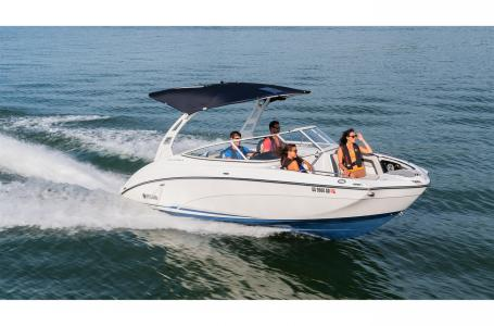 2019 Yamaha boat for sale, model of the boat is 242 Limited S E-Series & Image # 5 of 9