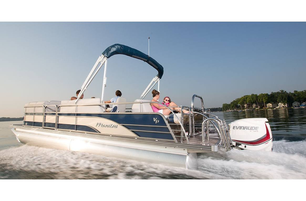 E-TEC® Pontoon Series