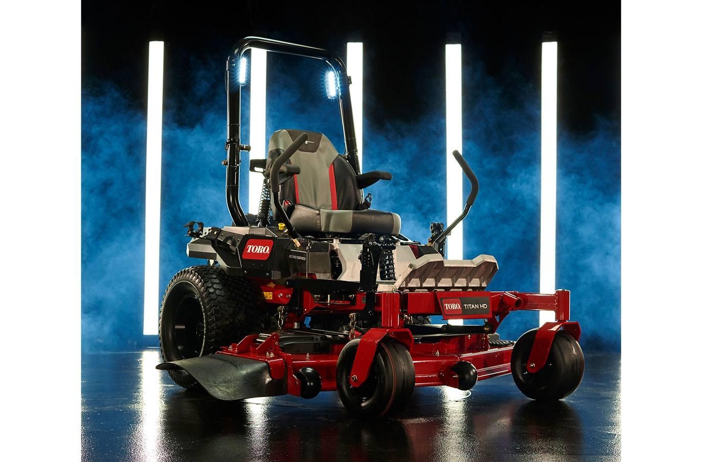 Toro 60 Quot Titan 174 Hd 2000 Series Myride 174 74480 For Sale In