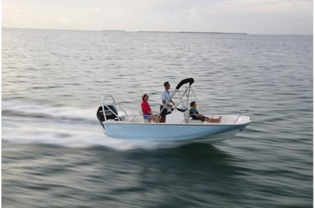 2019 Boston Whaler boat for sale, model of the boat is 170 Montauk & Image # 7 of 10