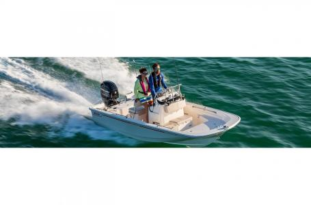 2019 Boston Whaler boat for sale, model of the boat is 150 Montauk & Image # 5 of 7