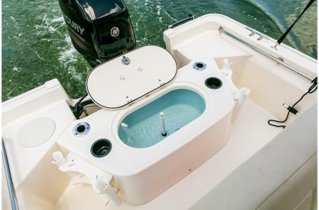 2019 Boston Whaler boat for sale, model of the boat is 150 Montauk & Image # 3 of 7
