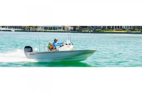 2019 Boston Whaler boat for sale, model of the boat is 150 Montauk & Image # 1 of 7