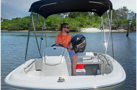 2019 Boston Whaler boat for sale, model of the boat is 130 Super Sport 2019 & Image # 4 of 6