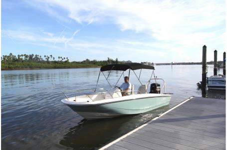 2019 Boston Whaler boat for sale, model of the boat is 160 Super Sport & Image # 7 of 10