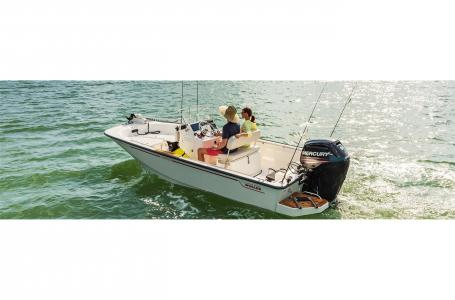 2019 Boston Whaler boat for sale, model of the boat is 170 Montauk & Image # 3 of 7