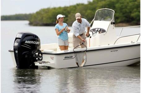 2019 Boston Whaler boat for sale, model of the boat is 190 Outrage & Image # 8 of 12