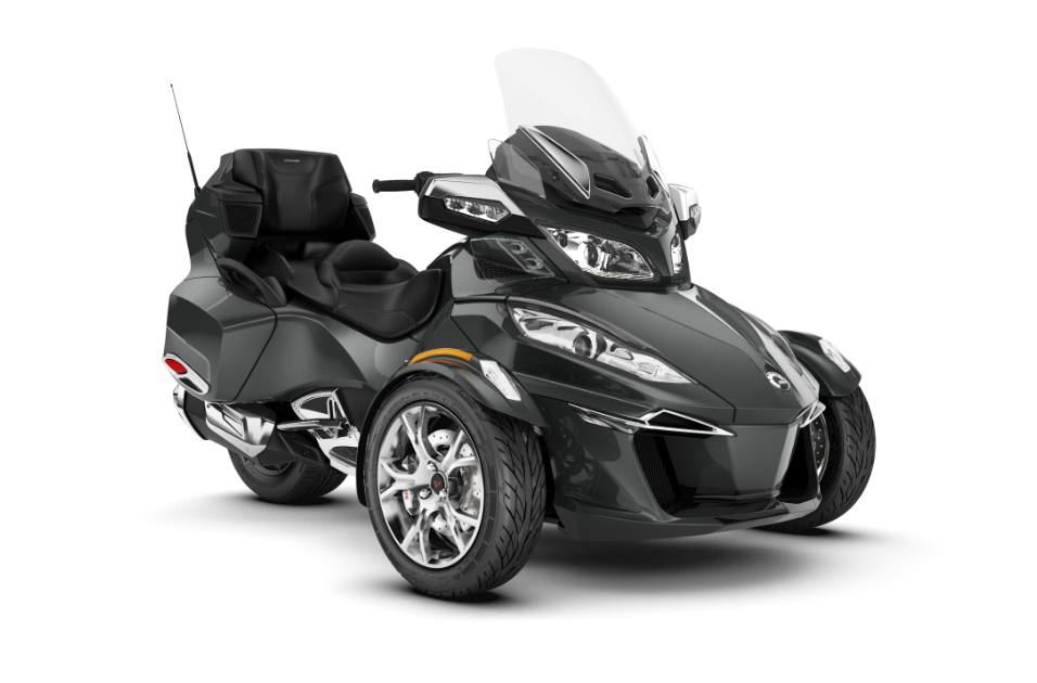 2019 Can-Am Spyder® RT Limited SE6 - Chrome Edition