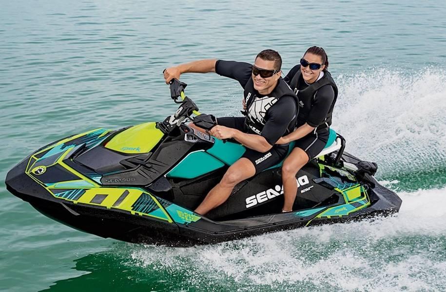 2019 Sea-Doo 63KB SPARK3UP