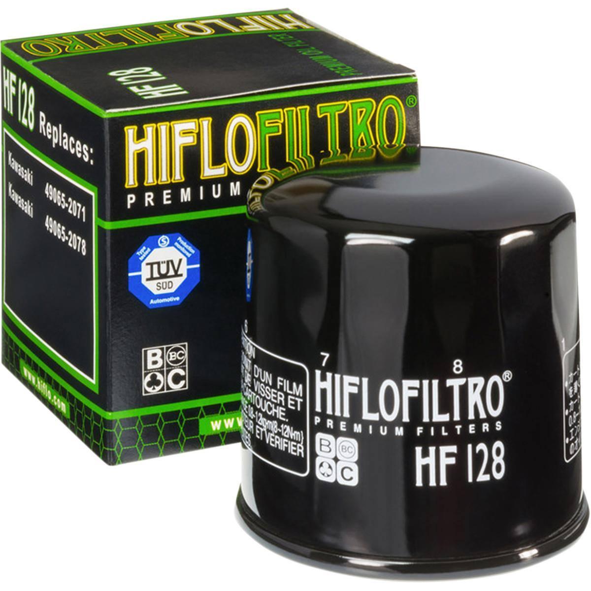 HIFLO OIL FILTER FITS HONDA TRX500 FM FOURTRAX FOREMAN 4X4 2005-2012
