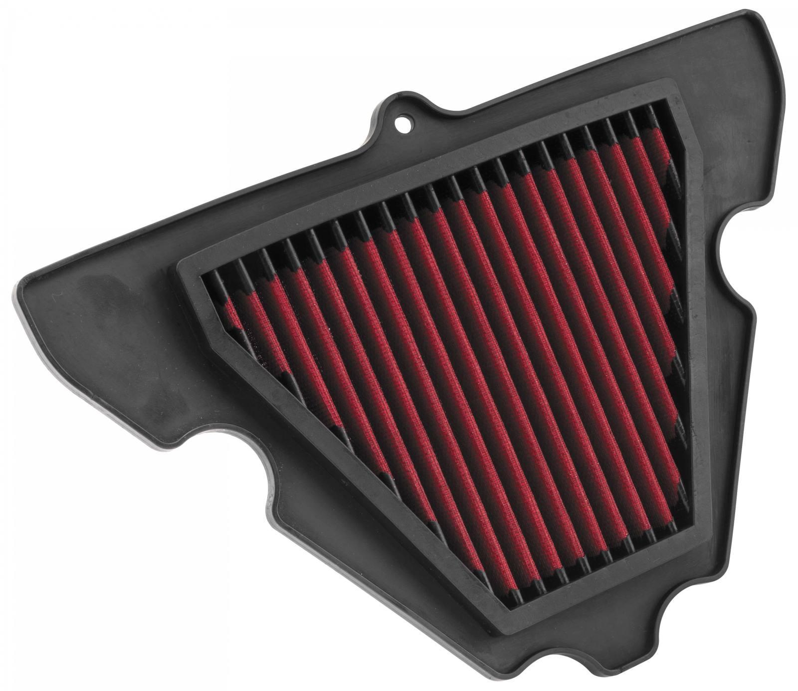 BikeMaster Air Filter #ZUTR-KA024 Kawasaki Vulcan S//Ninja 650