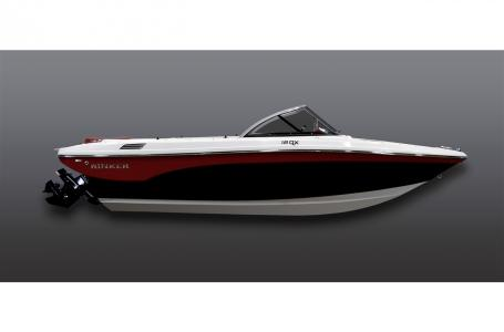 2019 Rinker boat for sale, model of the boat is 18QX BR / Stern Drive Model & Image # 1 of 7