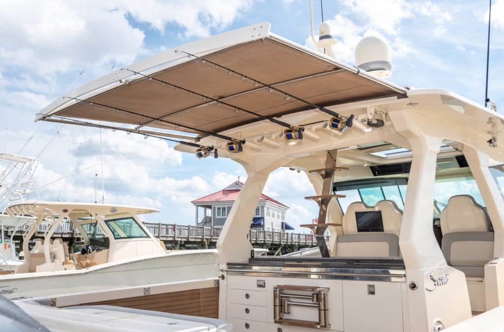 2019 Scout Boat Company 530 LXF for sale | Seattle Boat Company