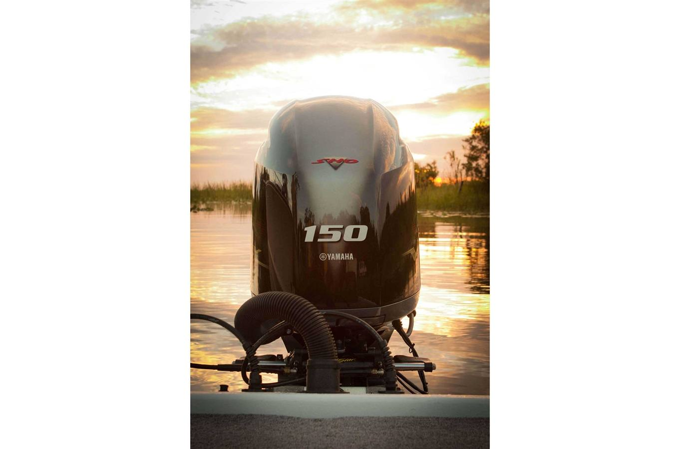 2019 Yamaha Marine VF150 VMAX SHO - 20 in  Shaft