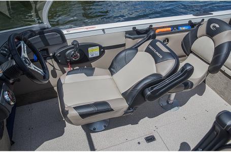 2019 Crestliner boat for sale, model of the boat is 1850 Sportfish Outboard & Image # 4 of 13