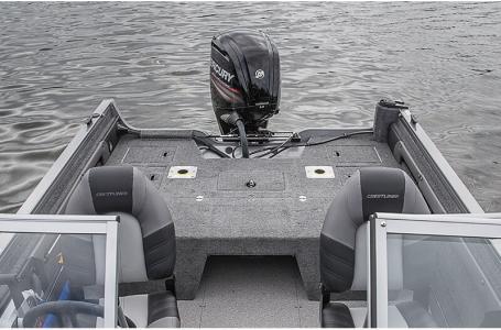 2019 Crestliner boat for sale, model of the boat is 1750 Super Hawk & Image # 7 of 8
