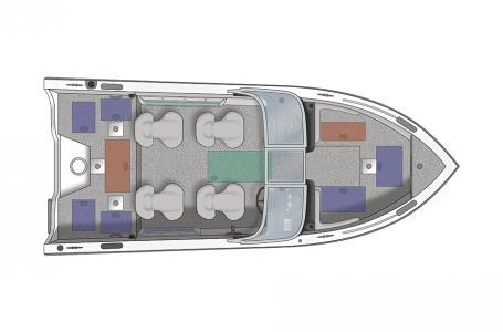 2019 Crestliner boat for sale, model of the boat is 1850 Sportfish Outboard & Image # 13 of 13